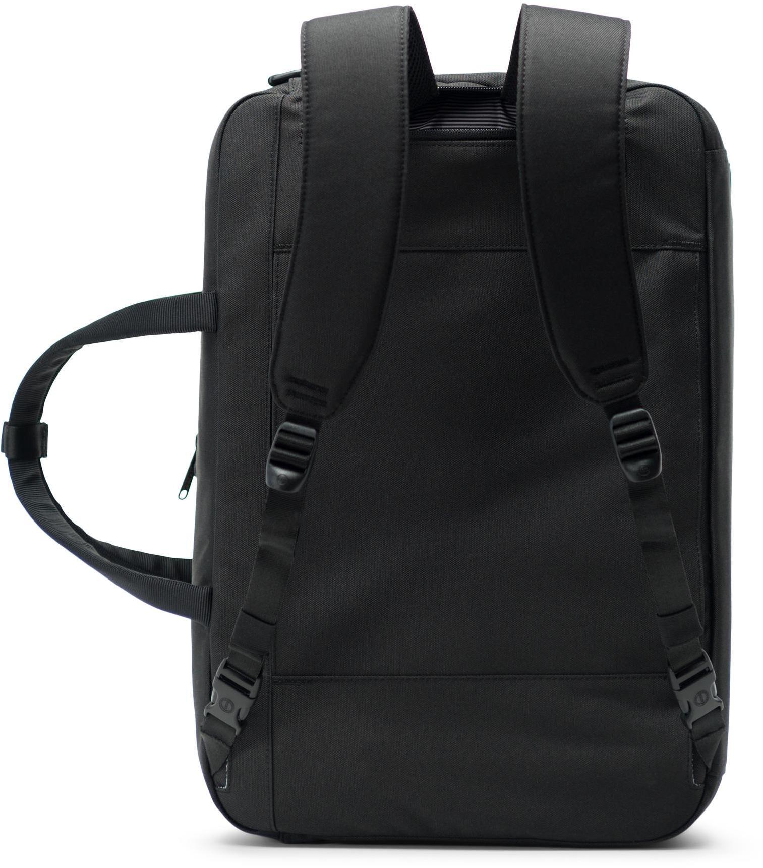 a8c5bc44470c Herschel Bowen Travel Luggage black at Addnature.co.uk